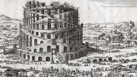 Tower of Babel 1690